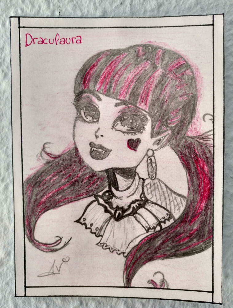 Monster High by Nereaaj